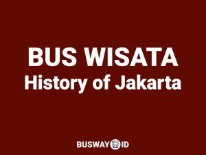 Bus Wisata Jakarta BW1