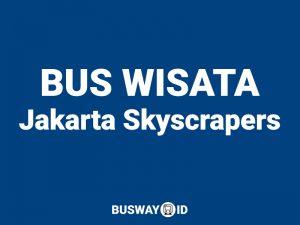 Rute Bus Wisata Jakarta BW4