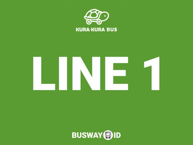 Kura Kura Bus Line 1