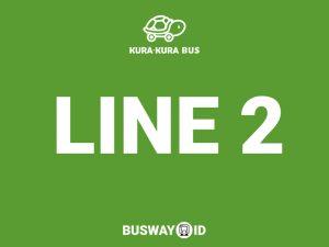 kura kura bus line 2