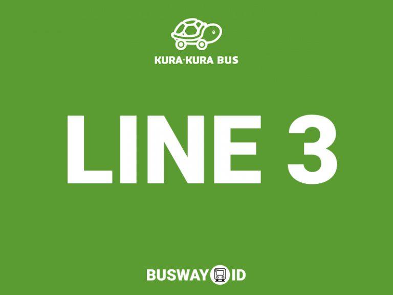 Kura Kura Bus Line 3