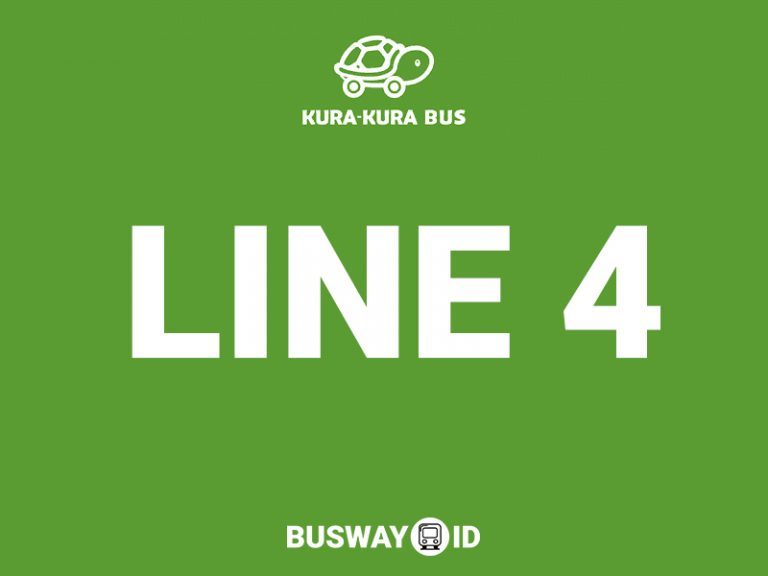 Kura Kura Bus Line 4
