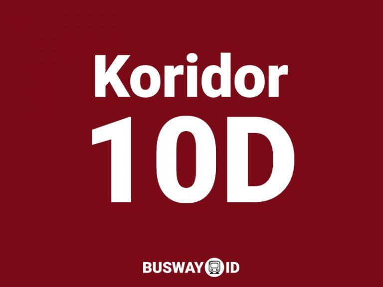 Trans Jakarta Koridor 10D (Tanjung Priok-Kampung Rambutan)