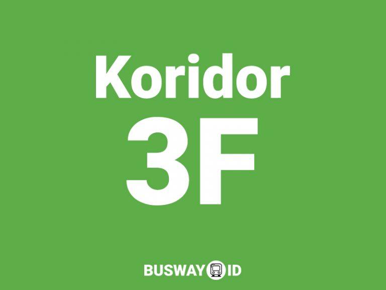 Trans Jakarta Koridor 3F (Kalideres – Gelora Bung Karno)