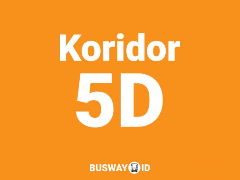 Trans Jakarta Koridor 5D (PGC 1-Ancol)