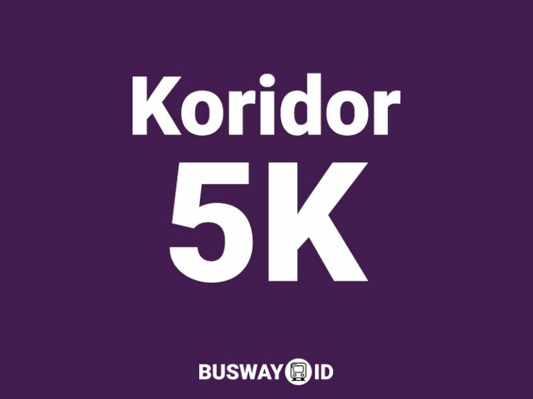 Trans Jakarta Koridor 5K (Kota-Kampung Melayu)