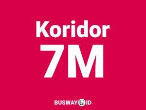Trans Jakarta Koridor 7M