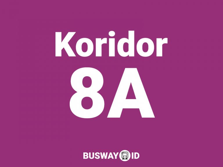 Trans Jakarta Koridor 8A (Grogol 2-Juanda)
