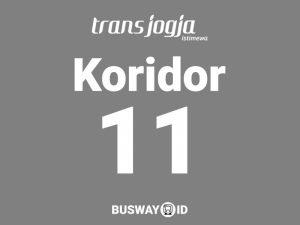 trans jogja koridor 11