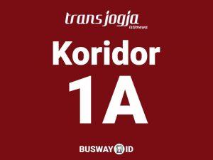 trans jogja koridor 1A
