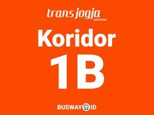 trans jogja koridor 1B