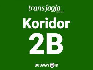 trans jogja koridor 2B