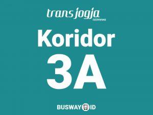 trans jogja koridor 3A