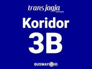 trans jogja koridor 3B