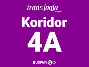 trans jogja koridor 4A