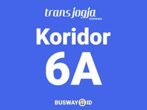 trans jogja koridor 6A