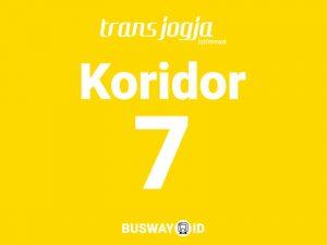 trans jogja koridor 7