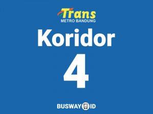 trans metro bandung koridor 4