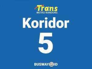 trans metro bandung koridor 5